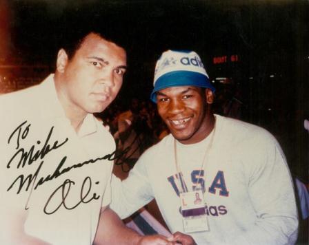 Mike Tyson liên tục hoài niệm về Muhammad Ali