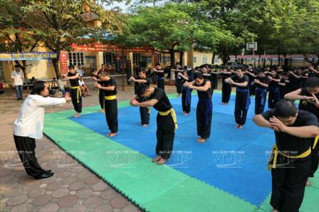 Triệt quyền đạo trong tinh thần võ Việt