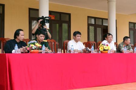 Võ đường Triệt Quyền Đạo Việt Nam - nơi duy trì, phát triển phong trào luyện võ của giới trẻ thủ đô