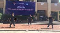 Võ phái Triệt Quyền Đạo Việt Nam biểu diễn trong Lễ ra quân chiến dịch Mùa hè thanh niên tình nguyện 2015