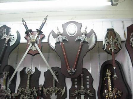 18 loại binh khí trong võ cổ truyền Việt Nam