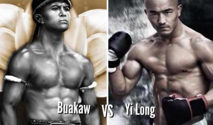 """Đại chiến tái đấu """"Đứa con của quỷ"""" Buakaw và cao thủ Thiếu Lâm Yi Long sắp diễn ra"""