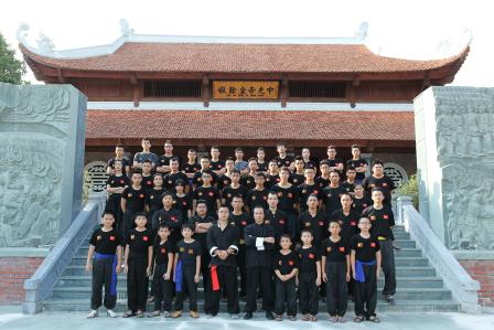 Học võ tự vệ ở Hà Nội với Triệt Quyền Đạo Việt Nam