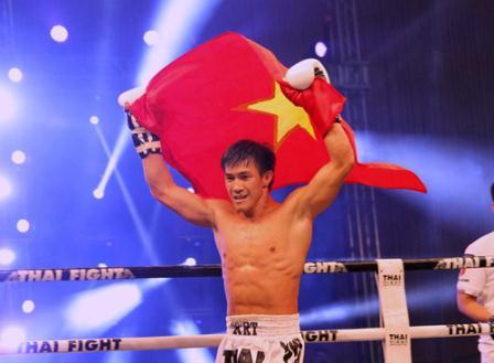 Nguyễn Trần Duy Nhất vào chung kết giải Muay thế giới