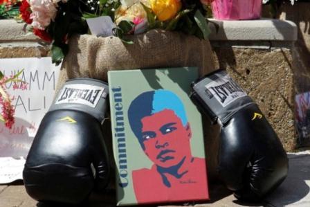 Cả thế giới sẽ dự tang lễ huyền thoại Muhammad Ali