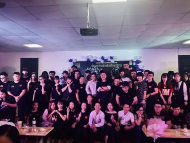 Đêm gala sinh nhật CLB Triệt Quyền Đạo Việt Nam - Trường Đại Học Sư Phạm Hà Nội